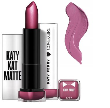 Covergirl Katy Kat Matte Lipstick - KP07 Kitty Purry