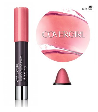 Covergirl Lip Perfection Jumbo Gloss Balm - 210 Blush Twist