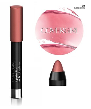Covergirl Lip Perfection Jumbo Gloss Balm - 216 Cupcake Twist
