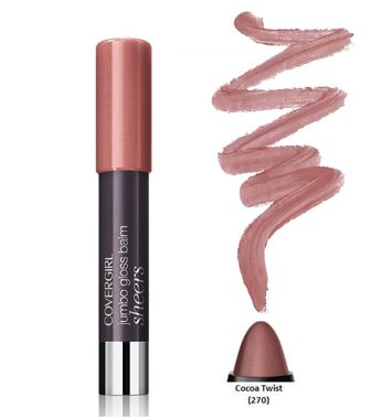 Covergirl Lip Perfection Jumbo Gloss Balm - 270 Cocoa Twist