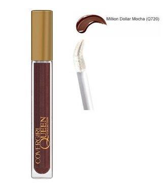 Covergirl Queen Collection Colorlicious Lip Gloss - Q720 Million Dollar Mocha