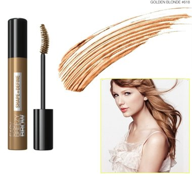 Covergirl Easy Breezy Brow Shape & Define Eyebrow Mascara - 620 Soft Blonde