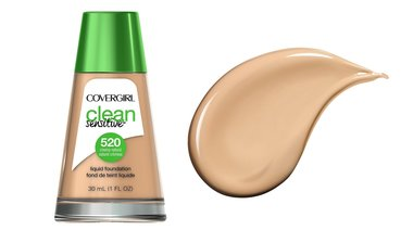Covergirl Clean Sensitive Skin Foundation - 520 Creamy Natural