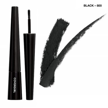 Covergirl Easy Breezy Brow Fill + Shape + Define Powder Eyebrow Makeup - 800 Black