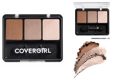 Covergirl Eye Enhancers 3 Kit Shadow - 110 Shimmering Sands