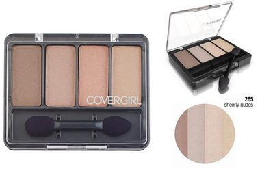 Covergirl Eye Enhancers 4 Kit Shadow - 265 Sheerly Nudes