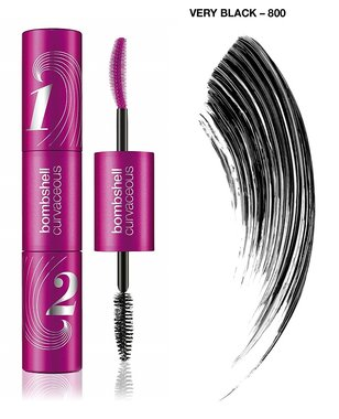 Covergirl Bombshell Curvaceous by LashBlast Mascara Waterproof - 800 Very Black