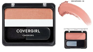 Covergirl Cheekers Blush - 130 Iced Cappuccino