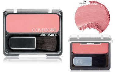 Covergirl Cheekers Blush - 154 Deep Plum