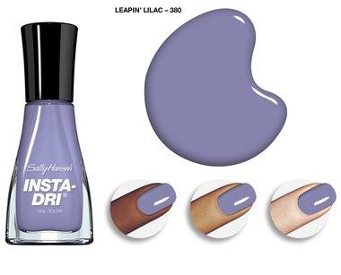 Sally Hansen Insta-Dri Nail Color - 346|380 Leapin' Lilac