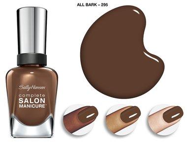 Sally Hansen Complete Salon Manicure Nail Color - 295 All Bark