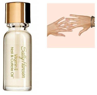 Sally Hansen - Vitamin E Nail & Cuticle Oil - 2120 Cuticle Care