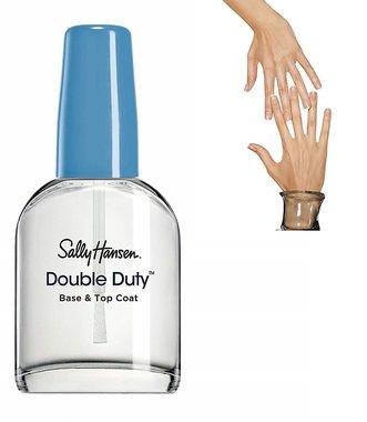 Sally Hansen Nail Treatment Double Duty - 2239 Base & Top Coat