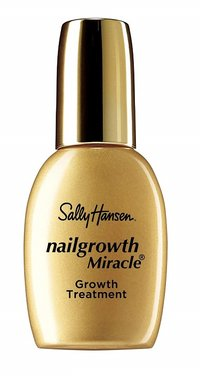 Sally Hansen Nailgrowth Miracle - Growth Treatment - 3030 Clear