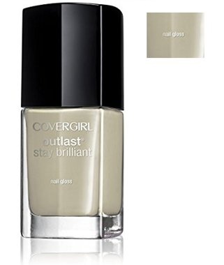CoverGirl Outlast Stay Brilliant Nail Gloss - Speed of Light