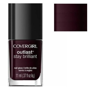 CoverGirl Outlast Stay Brilliant Nail Gloss - Nemesis