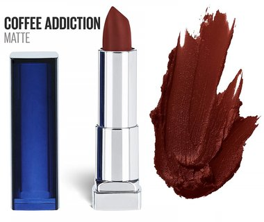 Maybelline Color Sensational Matte Lipstick - 780 Coffee Addiction