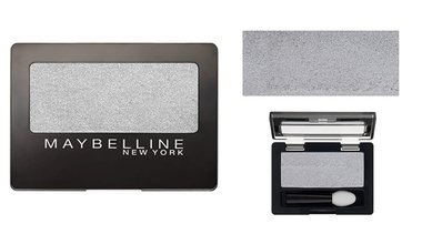 Maybelline Expert Wear Single Eyeshadow - NY Silver