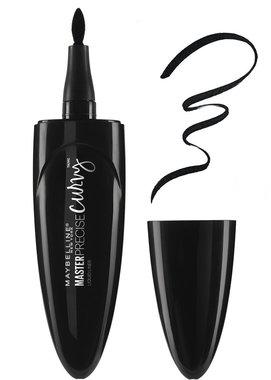 Maybelline Master Precise Curvy Liquid Eyeliner - 310 Black