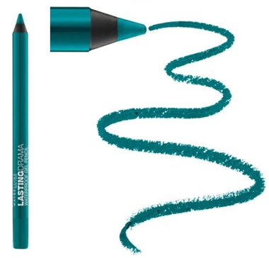 Maybelline Eyestudio Lasting Drama Waterproof Gel Pencil - 609 Silken Turquoise