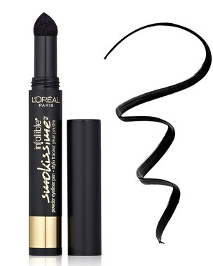 L'Oreal Paris Infallible Smokissime Powder Eye Liner Pen - 701 Black Smoke