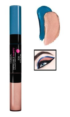 L'Oréal Paris Infallible Paints Eyeshadow - 308 Aqua Aura