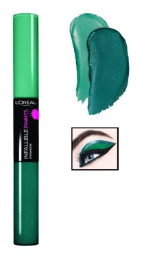 L'Oréal Paris Infallible Paints Eyeshadow - 309 Mint Detox