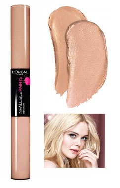 L'Oréal Paris Infallible Paints Eyeshadow - 318 Nude Fishnet