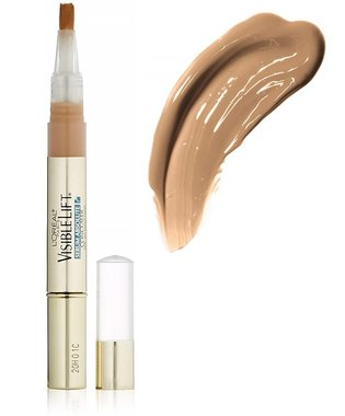 L'Oreal Visible Lift Serum Absolute Concealer - 124 Medium