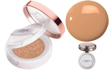 L'Oréal Paris True Match Lumi Cushion Foundation - W8 Creme Cafe