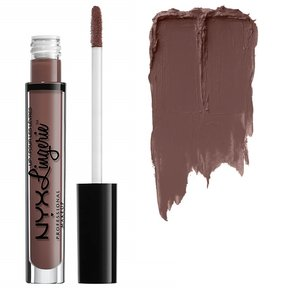 NYX Lip Lingerie Liquid Matte Lipstick - LIPLI14 Confident