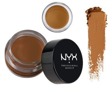 NYX Full Coverage Concealer Jar - CJ08.2 Cappuccino