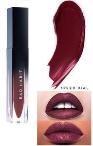 Bad Habit Liquified Matte Lipstick - 05 Speed Dial