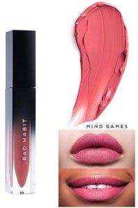 Bad Habit Liquified Matte Lipstick - 06 Mind Games