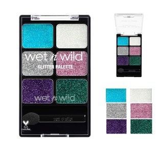 Wet 'n Wild Fantasy Makers Glitter Palette - 12914 Ethereal