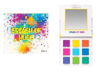 Beauty Creations Splash Of Hues Vol 1 Eyeshadow - EBL9C