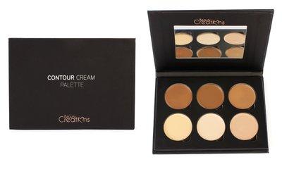 Beauty Creations Contour Cream Palette - CP010