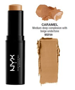 NYX Mineral Foundation Stick - MSF09 Caramel