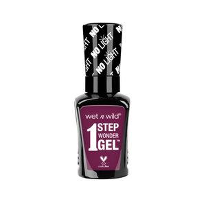 Wet 'n Wild 1 Step Wonder Nail Color Gel - 734A Under My Plum