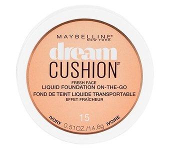 Maybelline Dream Cushion On-The-Go Liquid Foundation - 15 Ivory