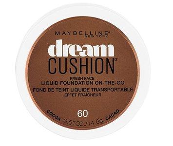 Maybelline Dream Cushion On-The-Go Liquid Foundation - 60 Cocoa