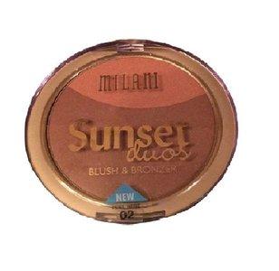 Milani Sunset duos Blush & Bronzer - 02 Sunset Strip