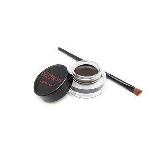 Beauty Creations Gel Eyeliner Long Lasting Waterproof - GD01 Black