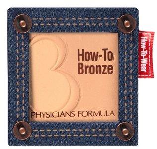 Physicians Formula How-To-Wear Bronzer - 7865 Light Bronzer