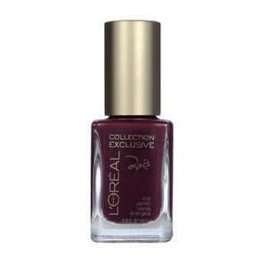 L'Oreal Collection Exclusive Nail Polish - 722 Zoe's Red