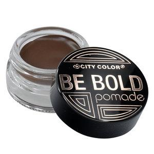 City Color Be Bold Pomade - Soft Brown - Wenkbrauw pomade