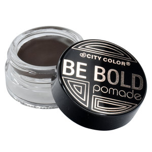 City Color Be Bold Pomade - Medium Brown - Wenkbrauw pomade