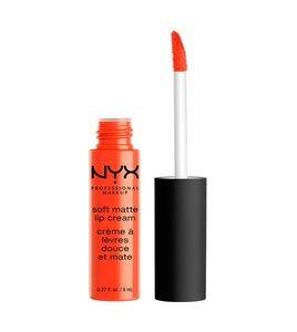 NYX Soft Matte Lip Cream - SMLC28 San Juan