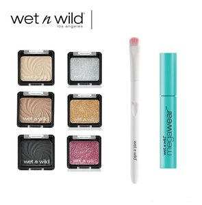 Wet n Wild Haute Eye Collection Limited Edition  - 36063 - Geschenkset - 8 PC Make-up Set -  Oogmake-up - Oogschaduw - Mascara