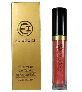 EI Solutions Cosmetics Plumping Lip Gloss - Sweet Sherbert - Koraal - Lip Plumper - Lip gloss - Lip fuller - 8 ml
